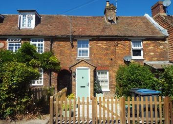 Thumbnail 2 bed terraced house for sale in Prospect Cottages, Coxhill, Shepherdswell, Dover