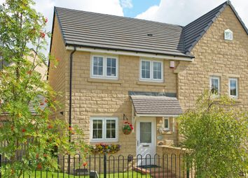"Thumbnail 3 bed semi-detached house for sale in ""Barwick"" at North Dean Avenue, Keighley"