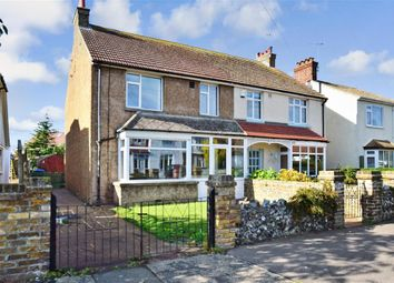 Thumbnail 3 bed semi-detached house for sale in Stanley Road, Broadstairs, Kent
