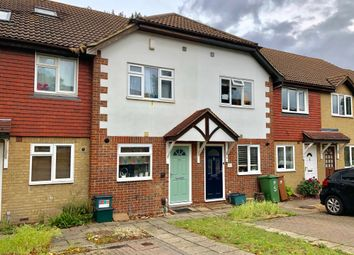 Thumbnail 2 bedroom terraced house for sale in Rectory Lane, Wallington