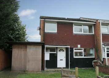 Thumbnail 3 bedroom terraced house for sale in Hawkins Way, Wokingham, Berkshire