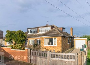Thumbnail 3 bed semi-detached bungalow for sale in Norris Lane, Hoddesdon, Hertfordshire