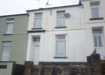 Thumbnail 3 bedroom terraced house to rent in Lower Thomas Street, Merthyr Tydfil