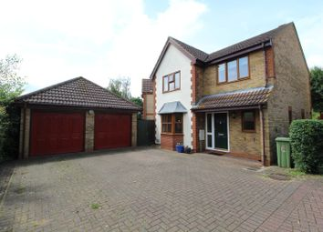 Thumbnail 4 bed detached house for sale in Sharkham Court, Tattenhoe