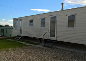 Thumbnail 3 bed mobile/park home for sale in St Cyrus, Montrose Scotland