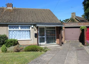 Thumbnail 2 bed semi-detached bungalow for sale in Arnsby Crescent, Moulton, Northampton