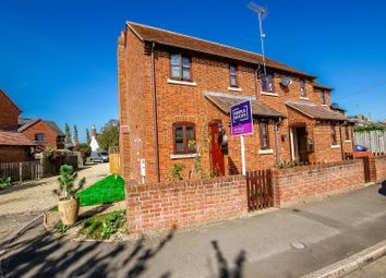 Thumbnail 3 bed end terrace house for sale in Pound Lane, Preston Bissett, Buckingham