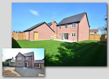 Thumbnail 4 bedroom detached house for sale in Ashwicken Road, Pott Row, King's Lynn