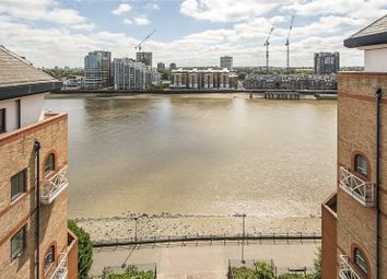 Thumbnail 2 bedroom flat for sale in Watermans Quay, William Morris Way, London