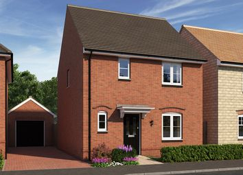 "Thumbnail 3 bed detached house for sale in ""The Elliot"" at Moormead Road, Wroughton, Swindon"