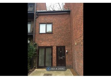 Thumbnail 2 bedroom terraced house to rent in Castle Gardens, Nottingham
