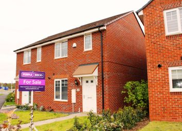 Thumbnail 3 bed semi-detached house for sale in Silverwoods Way, Kidderminster