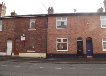 Thumbnail 2 bed terraced house to rent in White Street, Warrington