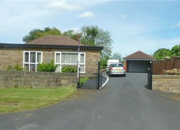 Thumbnail 3 bed detached bungalow for sale in Royston Close, East Ardsley, Wakefield, West Yorkshire