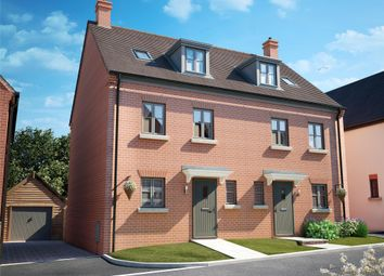 Thumbnail 3 bed semi-detached house for sale in Plot 8, The Jam Factory, Easterton