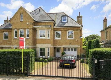 Thumbnail 5 bed semi-detached house for sale in Holmesdale Road, Teddington