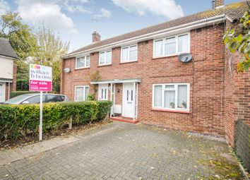 Thumbnail 3 bedroom terraced house for sale in Longmeads Close, Writtle, Chelmsford