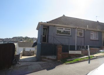 4 bed end terrace house for sale in Greenway Close, Torquay TQ2