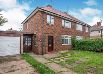 Thumbnail 3 bedroom semi-detached house for sale in Cumberland Avenue, Intake, Doncaster