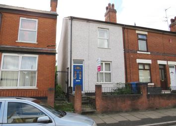 Thumbnail 2 bedroom end terrace house for sale in Sutherland Road, Pear Tree, Derby