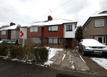 Thumbnail Semi-detached house for sale in Longlands Avenue, Coulsdon