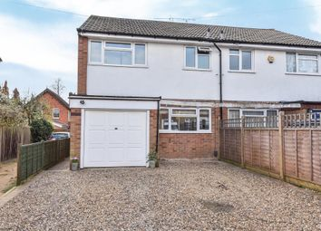 Thumbnail 3 bedroom semi-detached house for sale in Highway Road, Maidenhead
