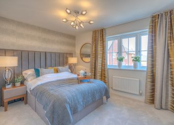 Thumbnail 3 bedroom semi-detached house for sale in Streethay, Lichfield