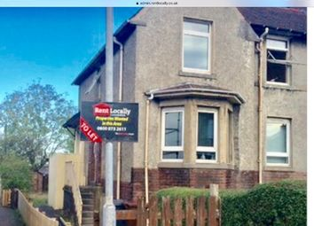 Thumbnail 3 bed flat to rent in Lady Wilson Street, Airdrie