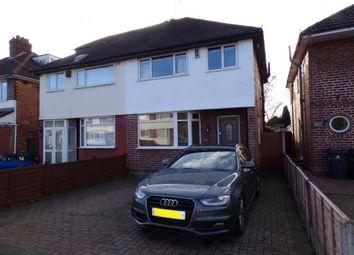 Thumbnail 3 bedroom semi-detached house for sale in Dunedin Road, Kingstanding, Birmingham, West Midlands