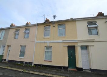 Thumbnail 3 bed terraced house for sale in Francis Street, Plymouth, Devon