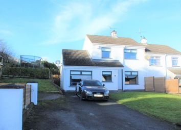Thumbnail 3 bed semi-detached house for sale in Ashton Heights, Cloughoge, Newry