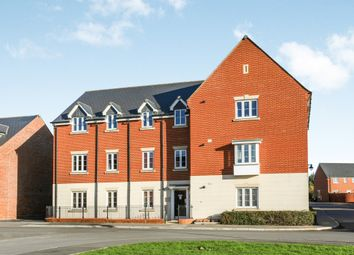 Thumbnail 2 bed flat for sale in Haragon Drive, Amesbury, Salisbury