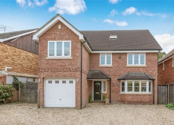 Thumbnail 6 bed detached house for sale in Albert Road, Crowthorne, Berkshire