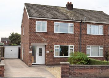 3 bed semi-detached house for sale in Town Hill, Broughton, Brigg DN20