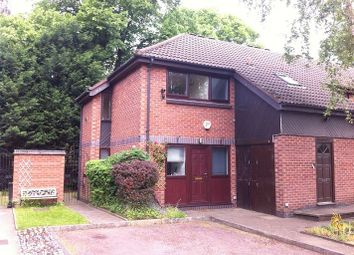 Thumbnail 1 bed flat to rent in Ambrose Gardens, West Didsbury, Didsbury, Manchester