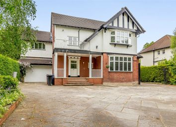 Thumbnail 6 bed detached house for sale in Bramhall Lane, Stockport, Cheshire