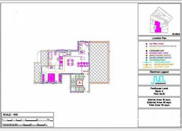 Thumbnail 1 bed apartment for sale in 1 Bedroom Penthouse, St. Julians, Sliema & St. Julians, Malta