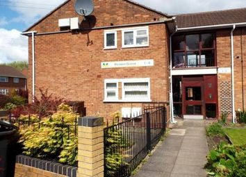 Thumbnail 1 bed flat to rent in Renton Grove, Wolverhampton