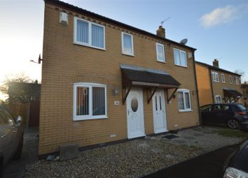 Thumbnail 2 bed semi-detached house to rent in Millhouse Close, Moreton, Wirral