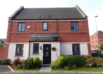 Thumbnail 3 bedroom end terrace house for sale in Hutton Place, Leicester, Leicestershire, England