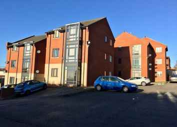 Thumbnail 1 bedroom flat to rent in Paulfield Court, Meadow Lane, Newhall, Swadlincote