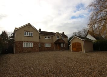 Thumbnail 5 bed detached house for sale in Wood End, Ardeley