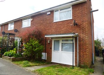 Thumbnail 2 bed end terrace house for sale in Keymer Close, St. Leonards-On-Sea
