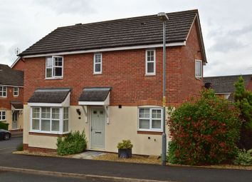 Thumbnail 3 bed semi-detached house for sale in Wheatcroft Close, Redditch