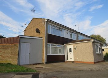 Thumbnail 3 bedroom semi-detached house for sale in Cotlandswick, London Colney, St. Albans