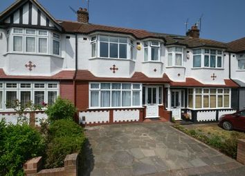 Thumbnail 3 bed terraced house for sale in Beech Hall Crescent, London