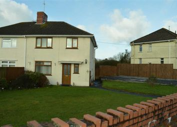 Thumbnail 3 bed semi-detached house for sale in Brynamlwg Road, Swansea