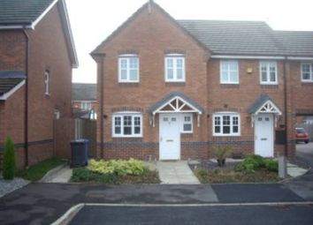 Thumbnail 3 bed property to rent in Larkspur Grove, Great Sankey, Warrington