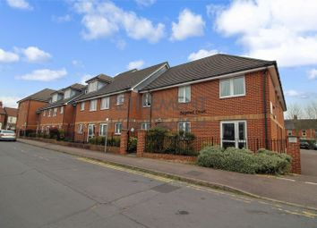 Thumbnail 1 bed flat for sale in Bagshot Court, Milton Keynes
