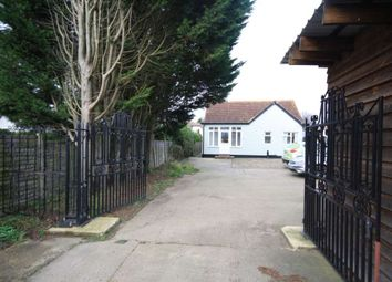 4 bed detached bungalow for sale in Oak Road, Crays Hill, Billericay CM11